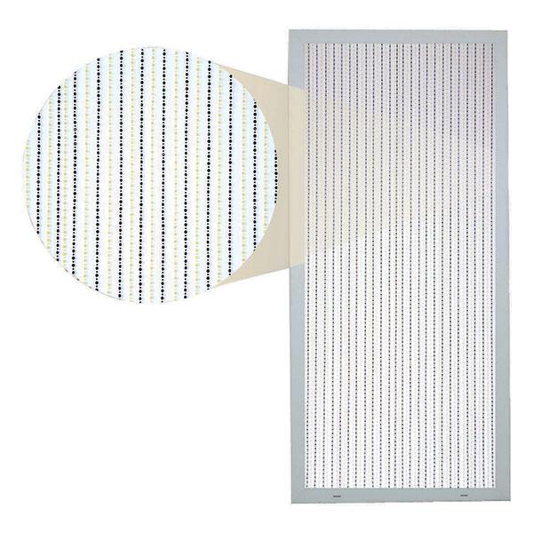 Korálkový závěs do dveří 90 x 200 cm
