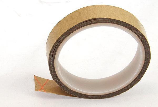 Oboustranná lepící páska 20 mm, návin 5 m