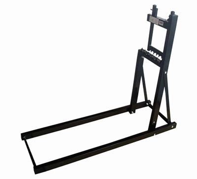 Stojan na řezání dřeva 119 x 38 x 101 cm, nosnost 150 kg