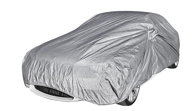 Autoplachta na celé vozidlo, velikost M, polyester, Fortel
