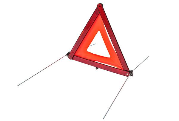 Trojúhelník výstražný 92353, Fortel