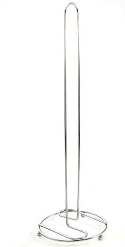 Zásobník toaletního papíru na 4 role, SLIM stojan chrom 43 c