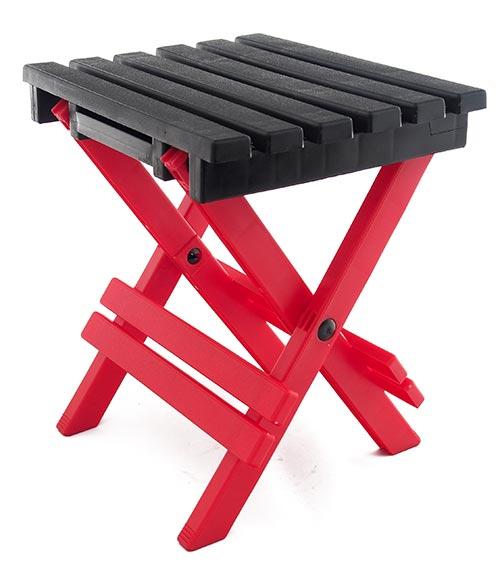 Skládací stolička plastová do 50 kg, Tontarelli