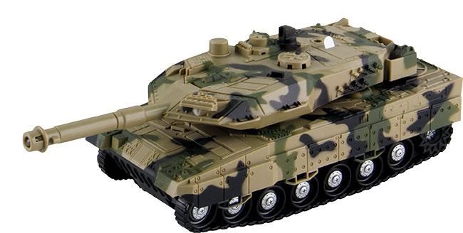 Vojenský tank se zvukovými a světelnými efekty 110776