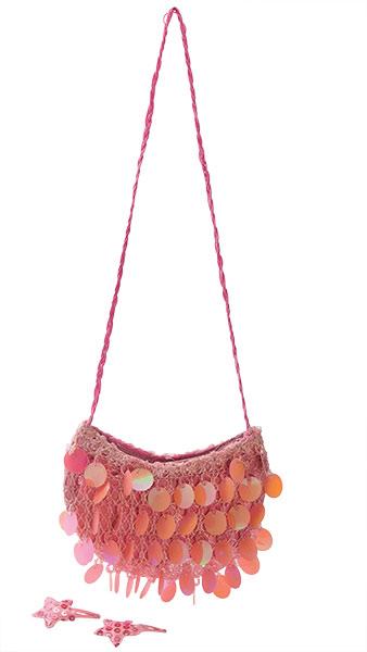 Dětská kabelka přes rameno pro holčičky Princess