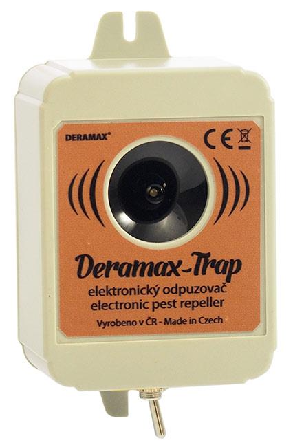 Plašič divoké zvěře ultrazvukový Deramax Trap