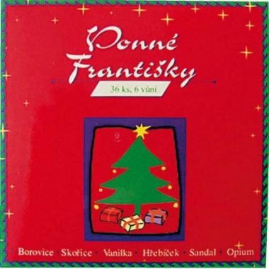 Vánoční František 36 ks v krabičce