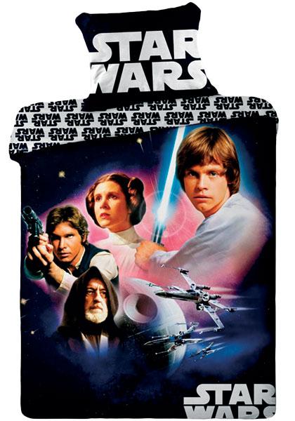 Star Wars 01 - bavlna 1 + 1