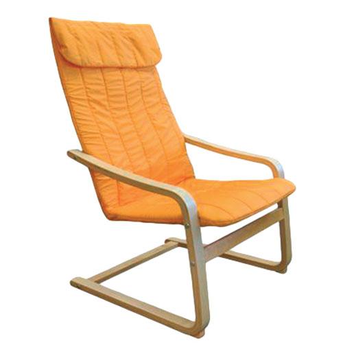 Křeslo Lisa K79 oranžové