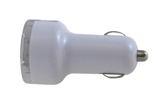 2 x usb nabíječka do auta 12 - 24 V / 1 a 2,1 A