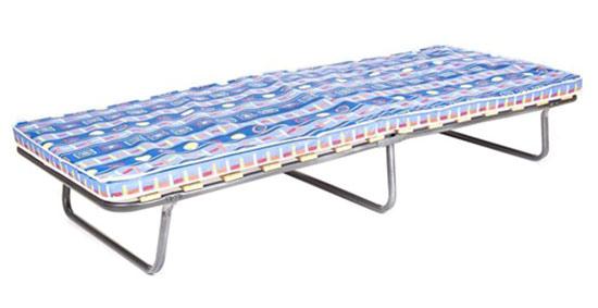Skládací postel pro hosty Portha 190 x 80 cm