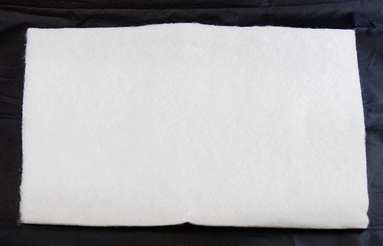 Tukový filtr do digestoře ADO - 16502, 40 x 80 cm