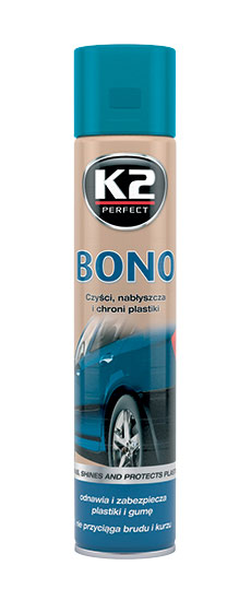 Oživovač pryže a plastů - přípravek pro renovaci Bono 300 ml Aero