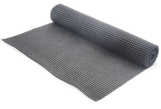 Protiskluzová podložka Uni anti - slip mat 30 x 150 cm, černá