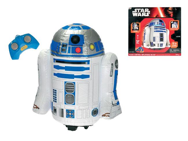 Star Wars R/C Jumbo R2-D2 nafukovací