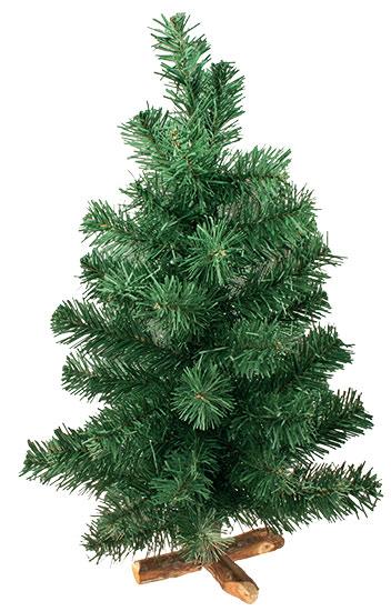 Umělý Vánoční stromek se stojanem 40 cm