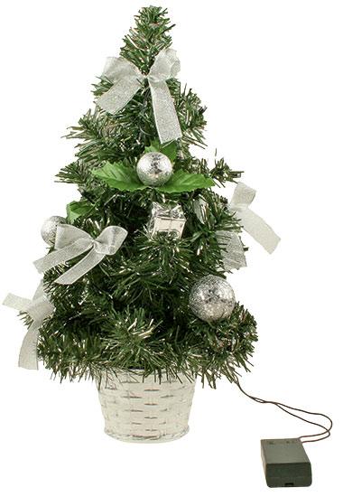 Vánoční stromek 40 cm LED svítící