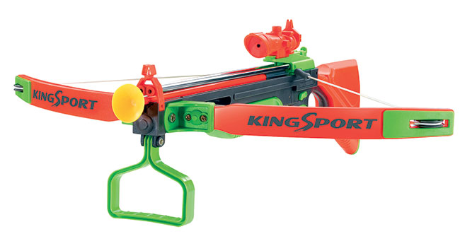 Hrací set G21 Dětská kuše pistolová