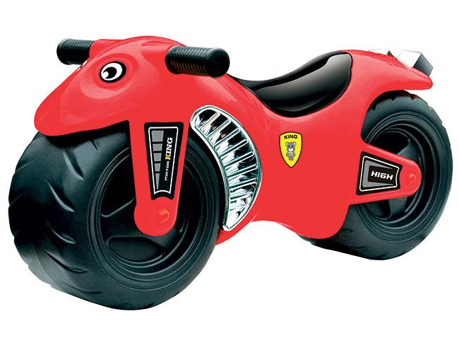 Motorka G21 Bike, červená