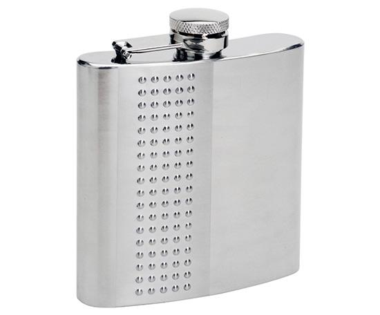 Nerezová placatka na alkohol Ado 0025, 230 ml