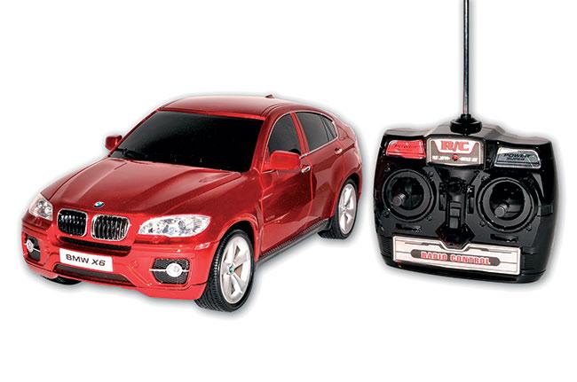 RC model 1:14 auto BMW X6 od 8+