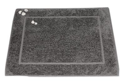 Předložka Jantar 50 x 70 cm, rámeček, šedá