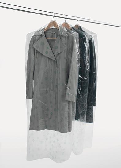 Obal na oděvy Ado 1708, 65x150 cm 3x a 65x100 cm 3x