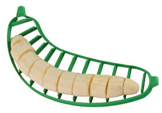 Kráječ na banány Ado 4670, 2 tloušťky