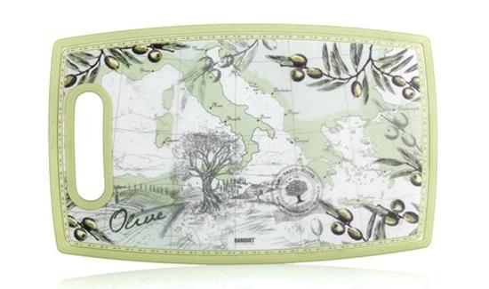 Kuchyňské krájecí prkénko OLIVES 36 x 22 cm, Banquet