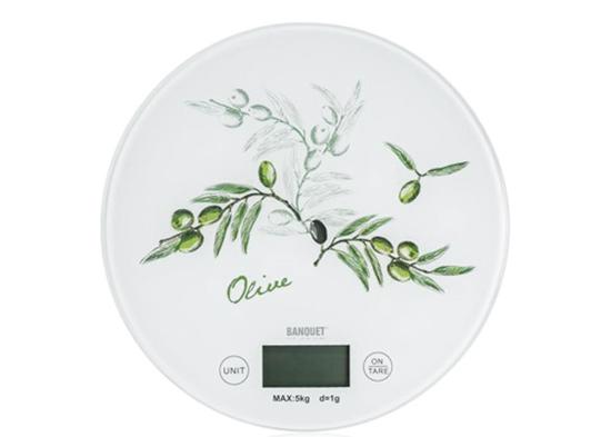 Váha kuchyňská digitální OLIVES 5 kg, Banquet