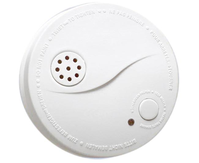 Detektor kouře, fotoelektrický požární hlásič F1