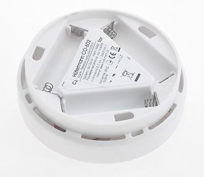 Detektor oxidu uhelnatého s alarmem CO-602, EN 50291