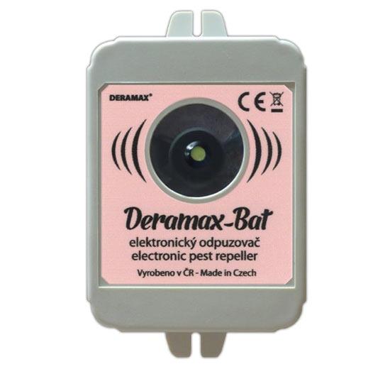 Deramax Bat ultrazvukový odpuzovač - plašič netopýrů