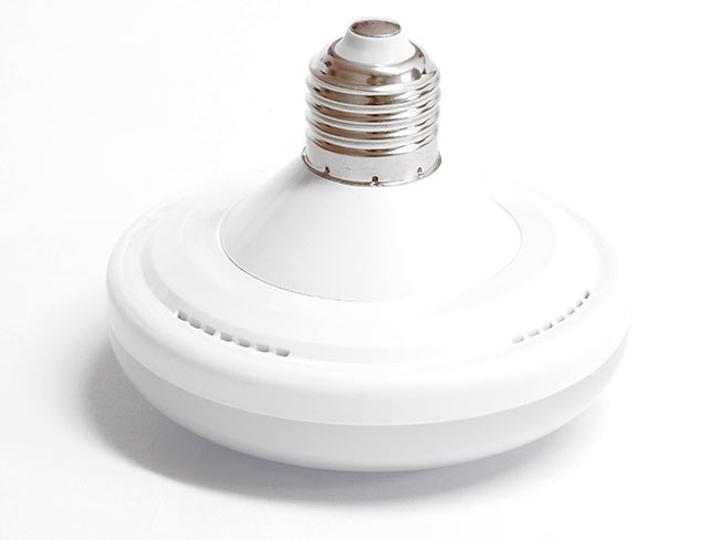 LED žárovka 12 W, 675lm - stropní led světlo do objímky E27