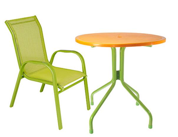 Dětský stoleček a židlička Adodo 500, Fortel