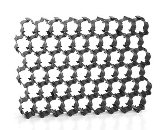 Zatravňovací dlažba Tvárnice 60 x 40 cm, černá