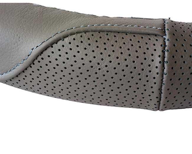 Kožený potah na volant 95064, 37 - 39 cm