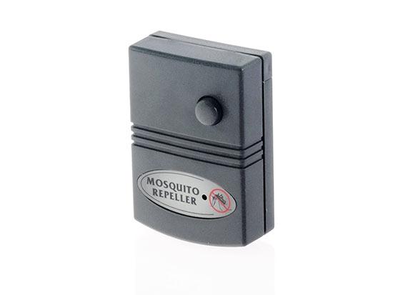 Ultrazvukový odpuzovač komárů na baterie, přenosný