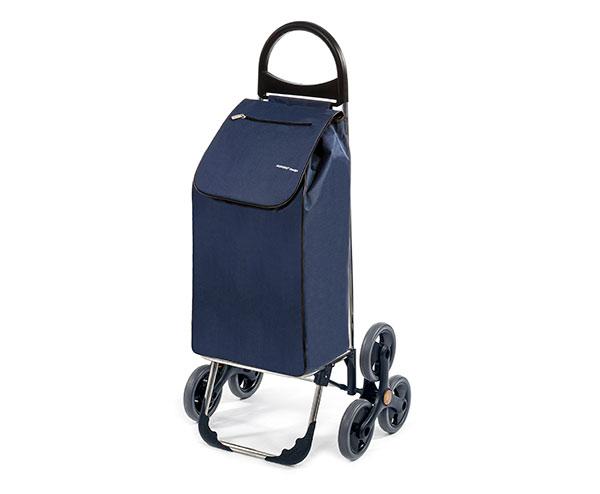 Nákupní taška na kolečkách do schodů Verona, 50 l