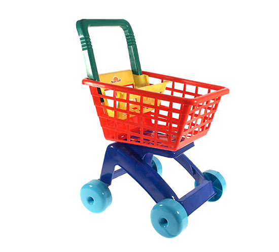 Dětský nákupní vozík