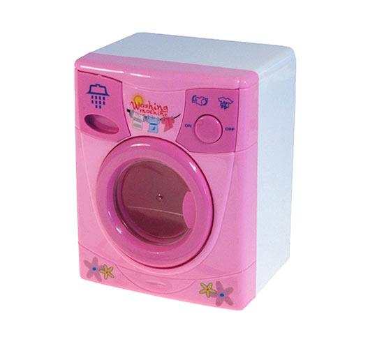 Dětská pračka na vodu se zvukem na baterie