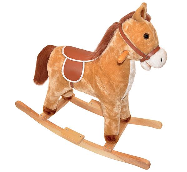 Wiky houpací kůň 74 x 28 x 65 cm