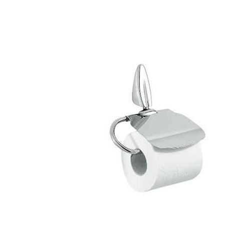 Držák toaletního papíru na wc Glaciar nerez, 14 x 21 cm