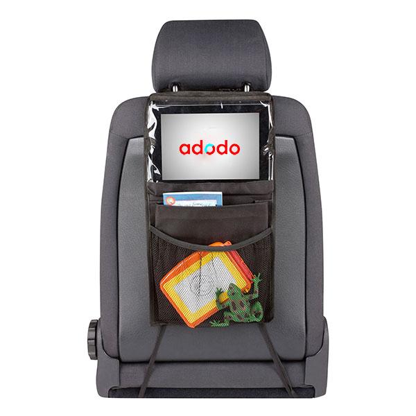 Organizér do auta na přední sedadlo Midi s držákem na tablet