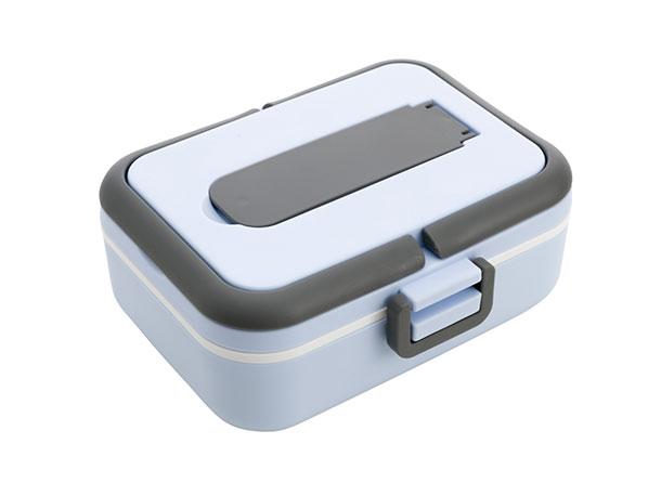 Termo nádoba na jídlo 4T0146, 750 ml, modrá