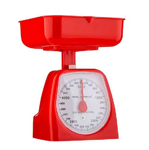 Mechanická kuchyňská váha Ewa 5 kg