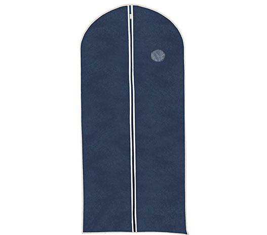Ochranný obal na oblečení 6572 135 x 65 cm, modrá