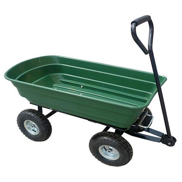Přepravní zahradní vozík Adodo 75 l, nosnost 250 kg