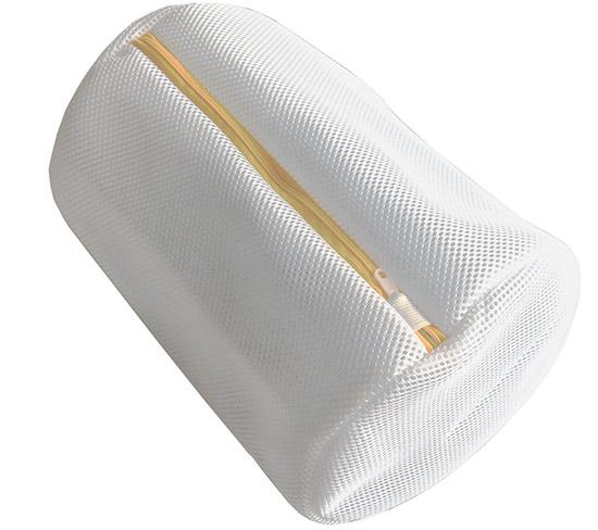 Košík na praní svetru do pračky 6791, 28 x 19 cm, bílá
