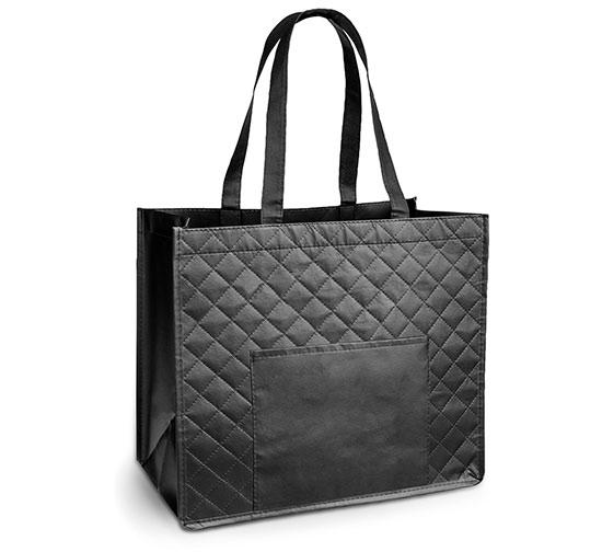 ARLETA nákupní taška, černá